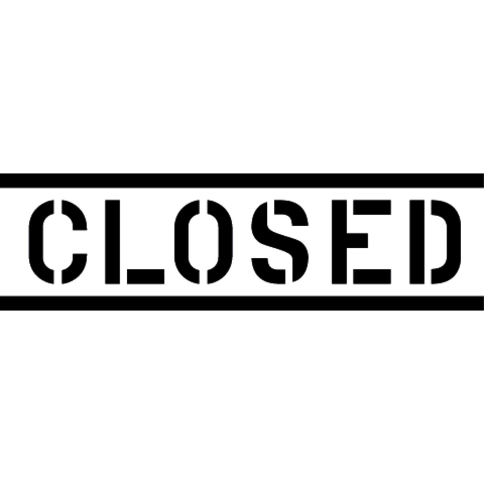 CLOSED (Bild 1)