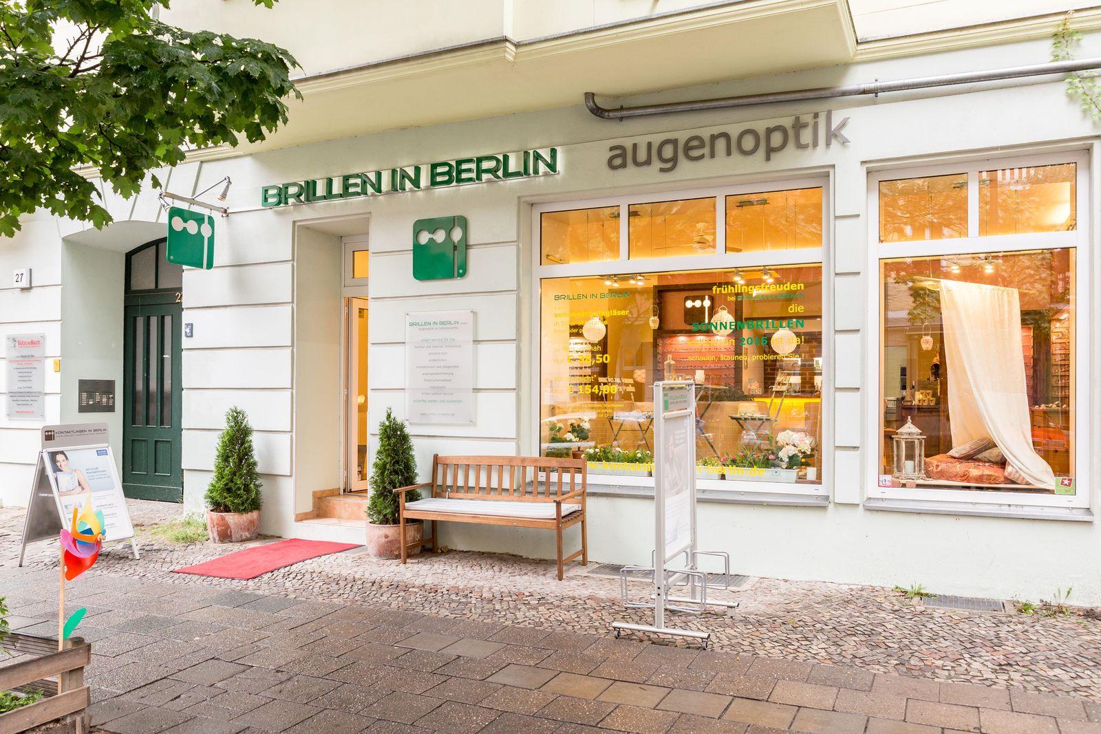 BRILLEN IN BERLIN à Berlin (Bild 2)