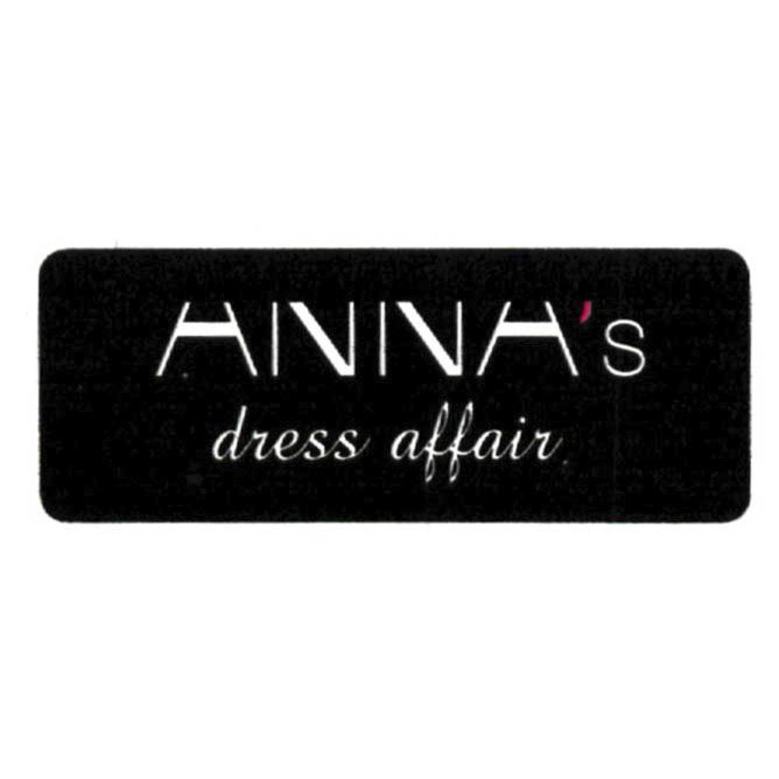 ANNA's dress affair