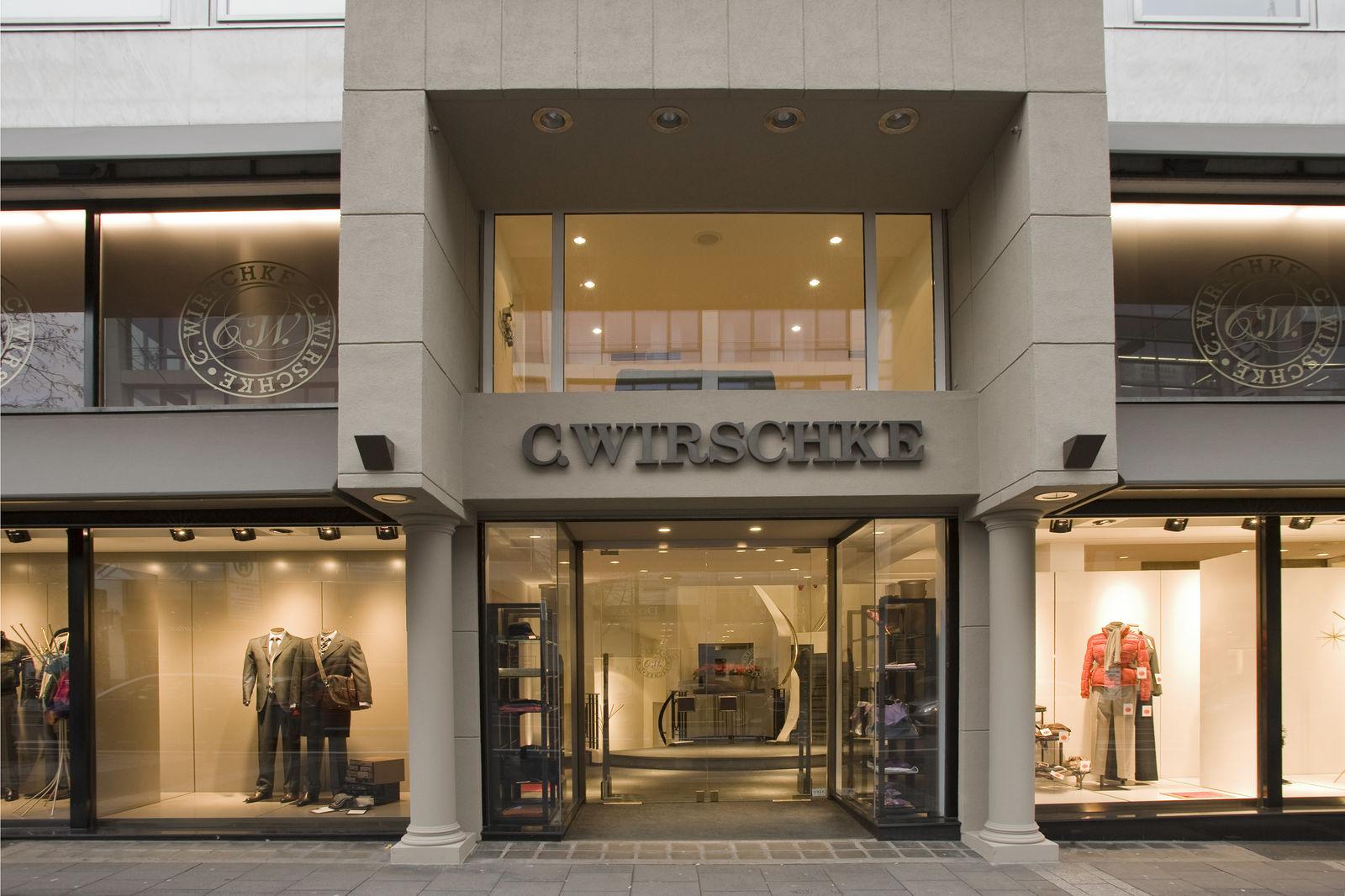 c wirschke mode exklusiv in d sseldorf steinstra e glamour labelfinder. Black Bedroom Furniture Sets. Home Design Ideas