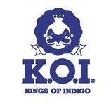 K.O.I. KINGS OF INDIGO